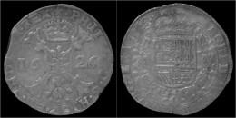 Brabant Filips IV Patagon 1626 Maastricht Mint - Belgique