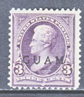 GUAM  3   * - Guam