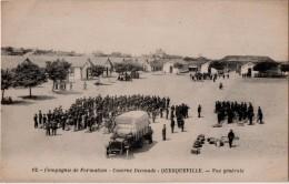 Compagnie De Formation  Caserne Dixmude Querqueville Vue Generale - Andere Gemeenten