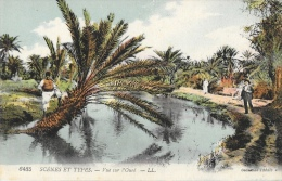 Algérie - Scènes Et Types - Vue Sur L'Oued - Carte LL N°6435 Non Circulée