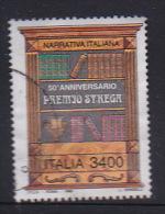 Italy 1996 Premio Strega Used - 6. 1946-.. Republic