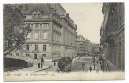 CPA - PARIS, LA NOUVELLE SORBONNE - 75 - Circulé 1938 - Animée - France