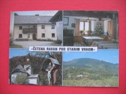 CETENA RAVAN POD STARIM VRHOM,Kmecki Turizem Dolenc Pavel POLJANE - Slovenia