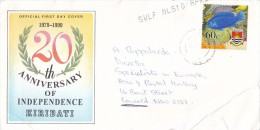 Kiribati 2003 Cover Sent To Australia - Kiribati (1979-...)