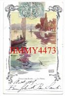 CPA - EVIAN LES BAINS - Le Phare En 1905 - 74 Haute Savoie - Scans Recto-Verso - Edit. PRIEUR & DUBOIS - Puteaux - Evian-les-Bains