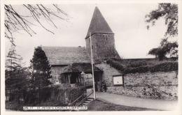 LIMPSFIELD - ST PETERS CHURCH - Surrey