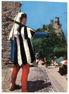 (400) Italy - San Marino - Arbaletrier - Tir à L'Arc