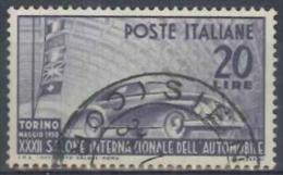 ITALIA REPUBBLICA - US 1950 (CATALOGO N.° 617) (2824) - 6. 1946-.. Repubblica