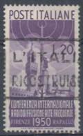 ITALIA REPUBBLICA - US 1950 (CATALOGO N.° 623) (882) - 6. 1946-.. Repubblica