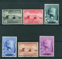N° 532-537 Obl  - 1938 - Unclassified