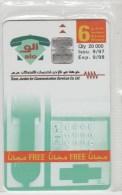 Jordanien  mint/expired