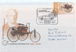 Persons - Carl Friedrich Benz - Explorers