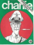 CHARLIE  N° 43    Couverture   PICHARD / WOLINSKI - Magazines Et Périodiques
