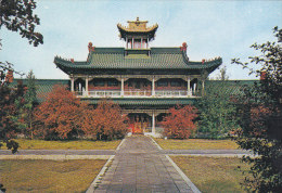 Mongolia - Ulan Bator - Bogdo Khan Palace Museum - Mongolie