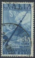 ITALIA REPUBBLICA - US 1947 (CATALOGO N.° 140) (254) - 6. 1946-.. Repubblica