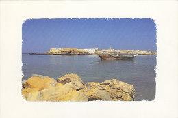 Sultanate Of Oman - Boat At Sur - Oman