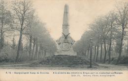 BEVERLOO / KAMP / CAMP / MONUMENT VRIJWILLIGERS MEXICO - Kazerne