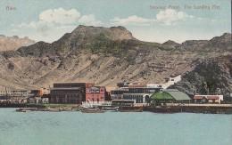 Yemen - Aden - Steamer Point - The Landing Pier - Yémen