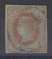 02008 España Edifil 67 O Catalogo 122,-€ - 1850-68 Reino: Isabel II