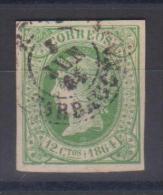 02009 España Edifil 65 O Catalogo 19,50 € - 1850-68 Reino: Isabel II