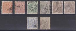 02017  España EDIFIL 131 - 138  O Catalogo  158,- € - 1873 1ª República