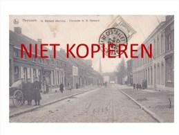 TOP TOP TOP - HEMIXEM - HEMIKSEM _ ST BERNARD STEENWEG - ZELDZAAM - Hemiksem