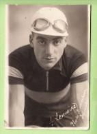 Georges LEMAIRE. 2 Scans. Photo Roosenboom - Radsport
