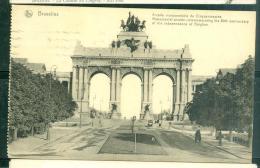 Bruxelles  - Arcade Monumentale Du Cinquentenaire  Rac121 - Monuments