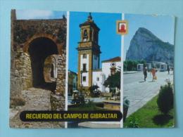 Campo De GIBRALTAR - Gibilterra