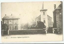 Comblain-au-Pont (Belgique)  Eglise Et Pesbytère De Poulseur - Comblain-au-Pont