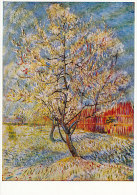 DG005 - VINCENT VAN GOGH - BLOOMING ORCHARD - UNWRITTEN - IMPRESSIONISM - Paintings