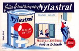 BUVARD: NYLASTRAL PEINTURE VINYLIQUE - Vernici