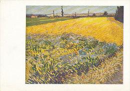 DG032 - VINCENT VAN GOGH - CORNFIELD - UNWRITTEN - IMPRESSIONISM - Paintings