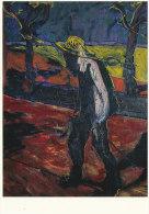 DG038 - VINCENT VAN GOGH - STUDY FOR PORTRAIT - UNWRITTEN - IMPRESSIONISM - Paintings