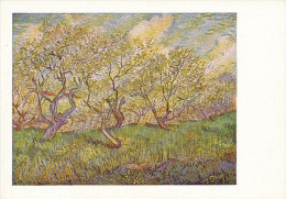 DG044 - VINCENT VAN GOGH - ORCHARD IN BLOOM - UNWRITTEN - IMPRESSIONISM - Paintings