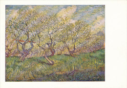 DG045 - VINCENT VAN GOGH - ORCHARD IN BLOOM - UNWRITTEN - IMPRESSIONISM - Paintings