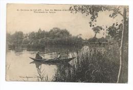 Environs DeCALAIS Lac Du Marais Dardres - Ardres
