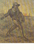 DG051 - VINCENT VAN GOGH - THE SOWER - UNWRITTEN - IMPRESSIONISM - Paintings