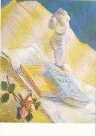 DG052 - VINCENT VAN GOGH - STILL LIFE - UNWRITTEN - IMPRESSIONISM - Paintings