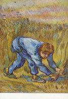 DG066 - VINCENT VAN GOGH - THE REAPER - UNWRITTEN - IMPRESSIONISM - Paintings