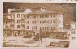 Gardone Riviera, Brescia. - Pensione Speerle - Viagg. Anni 30 Cartolina Fotofrafica - Brescia