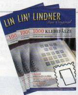 Joins Folded 6x1000 Briefmarken Klebefalze Vorgefalzt Neu 18€ Für Traditionelle Sammeln In LINDNER 7040 Out Germany - Non Classés