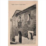 CCRTP4095-LFTD6157.Tarjeta Postal DE CACERES.Edificios.CASA EN LA CUESTA ALDANA.Caceres - Cáceres