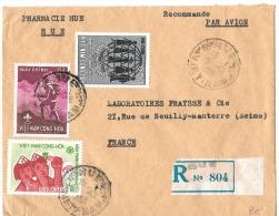 Hué, Scoutisme, Viet Nam, 1965 - Pfadfinder-Bewegung