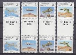 Ascension 1992 Liberation Of The Falkland Islands 4v Gutter ** Mnh (20760) - Ascension