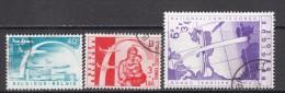 1960   YVERT  Nº 1147 / 1149 - Bélgica