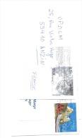 2 Lettres Entières Saint Pierre Et Miquelon - St.Pierre Et Miquelon