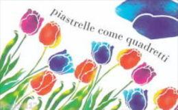 USATE  STENCIL BUTTERFLY - PIASTRELLE COME QUADRETTI - Public Practical Advertising