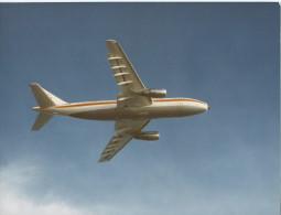 Photo AVIATION Avion Avions A300B F-WUAB Airbus A 300 B Immatriculation D´essai- Aérospatiale PHOTO Format 24 X 18 Cms - Aviation