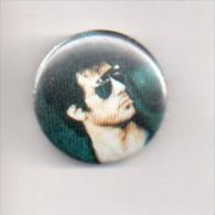 REF XXL 1 Badge Ancien 1980 (no Pin´s) Silvester Stallone Rambo Rocky - Baseball